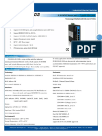 It Es2010 Iu 2gs Datasheet - SWITCH ETHERNET UNMANAGED INDUSTRIAL