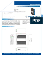 IT ES205 IU G Datasheet - SWITCH ETHERNET UNMANAGED INDUSTRIAL