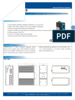 It Es206 Iu 2gs Datasheet - SWITCH ETHERNET UNMANAGED INDUSTRIAL