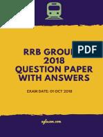Paper RRB Group D