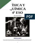 Física y Química 4º Eso Cienciainteresante