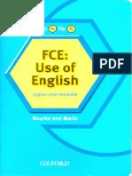Test It Fix It - FCE Use of English