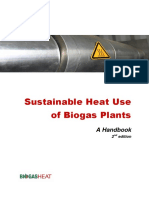Sustainable Heat Use of Biogas Plants Handbook