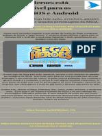 Sega Heroes está disponível para os sistemas iOS e Android
