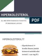 Hiperkolesterolimia & Gout & Dyspepsia - Pkm Latong