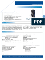 IT ES308 IU 2F Datasheet - SWITCH ETHERNET UNMANAGED INDUSTRIAL