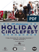Holiday Circle Fest 2018 Full Program