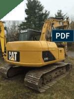 Cat 311cu Excavator b1