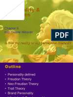 Marketing 260 -Personality & Lifestyles-Chp6.ppt