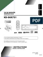 KD SHX 751
