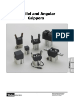 Parallel and Angular Grippers - Parker