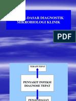 2 - Dasar Diagnosis Mikrobiologi