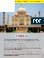 Best India Car and Driver Rental Service– incredibleindia