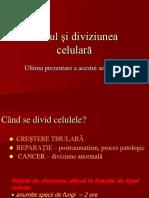 Biologie Celulara - Subiecte Adevarate