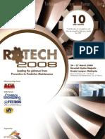 RoTech2008 Brochure