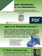 Movimientos Literarios en Latinoamérica