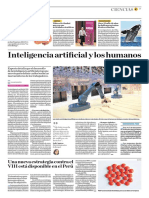 Inteligencia Artificial y Los Humanos
