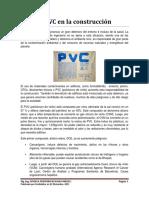 El PVC en La Construcción