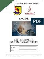 Sistem Injeksi Bahan Bakar Diesel