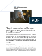 RANCIERE, Jacques O Mestre Ignorante - Cinco Licoes Sobre a Emancipa