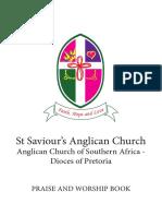 Hymn Book St Saviour 2016-Draft2