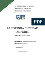 La Energía Nuclear