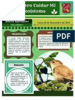 Boletin Ecosistemas