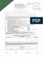 PM&DC Form 1-A Medical (Full Registration After House Job)