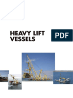 Boskalis Heavy Lift Vessels Brochure