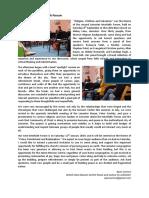 Leicester Interfaith Forum - Report