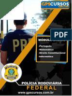 Apostila Polícia Rodoviário Federal - Apostila 1 - Gps