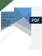 Texto Expositivo Con Introducción, Párrafos de Desarrollo y Conclusión