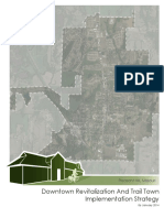 Pleasant Hill, Missouri Downtown Revitalization & Trail Town Implementation Strategy