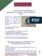 CONEAN - 2010
