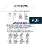 WORD FORMATION FCE.pdf