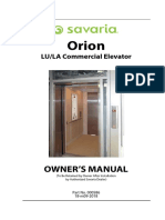 Orion Owners Manual 000586
