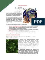 La Biodiversidad Ult