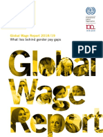 Informe Mundial sobre Salarios 2018/2019