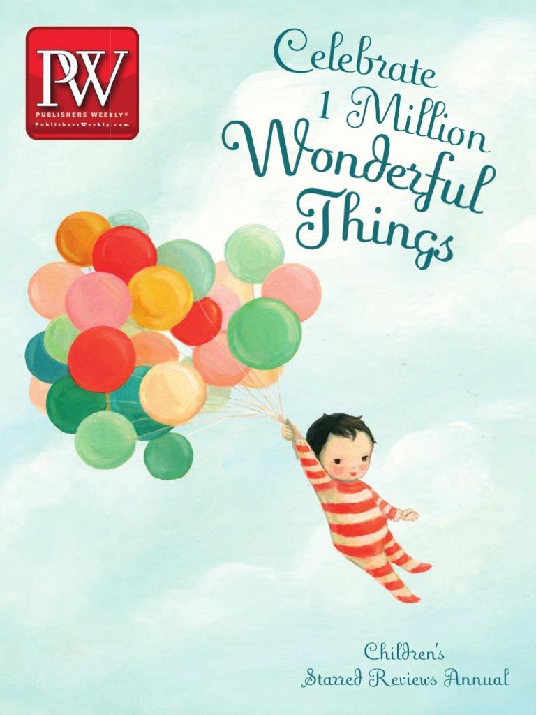 Children's Starred Reviews 2018 | Publishing | Children's Literature