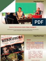 Diego Ricol Freyre  - Muerte en Berruecos