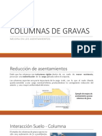 Asentamiento Columna de Grava