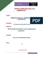 Derecho Civil Vi – Teoria de Los Contratos