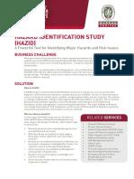 Hazard Identification Study SS RISK4 160410 1