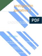 IOP2 (Cadenas de Markov) 2