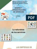 Marketing - Diseño y Administración de Servicios
