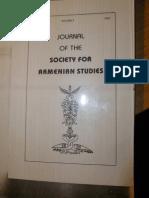 Cowe & Galstyn, Armenian Review