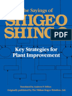 (Japanese Management) Shigeo Shingo-The Sayings of Shigeo Shingo_ Key Strategies for Plant Improvement-Taylor & Francis Inc (2017)