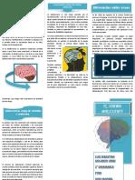 Una de Las Características Distintivas Del Cerebro Es Su Plasticidad