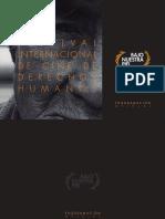 Cine y Derechos Humanos - Programación Oficial (Final)