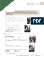 Diktate A1-1 Lektion10